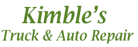 Kimble's Truck & Auto Repair